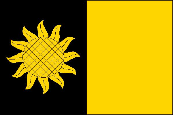 Stráž pod Ralskem - vlajka
