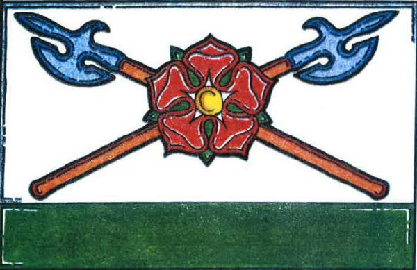 Strážkovice - vlajka