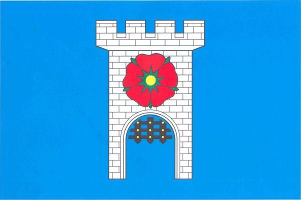 Strunkovice nad Blanicí - vlajka