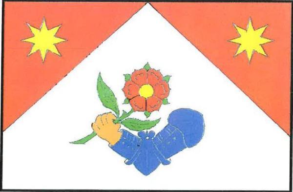 Studené - vlajka