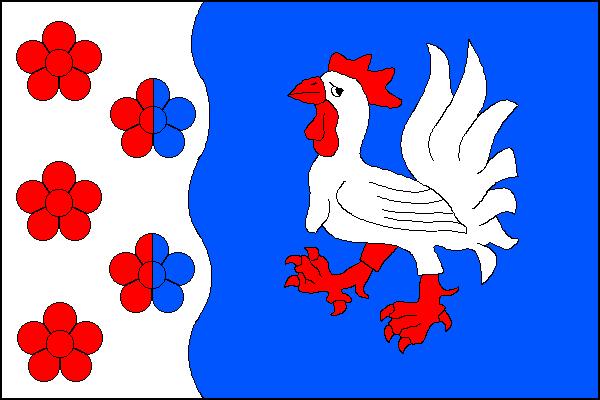Studnice - vlajka