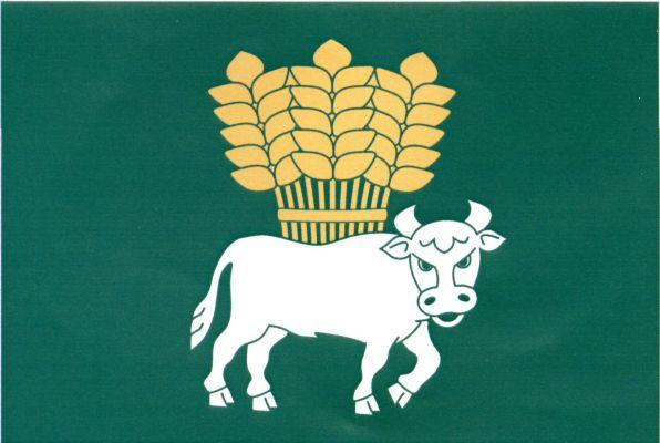 Suchá - vlajka