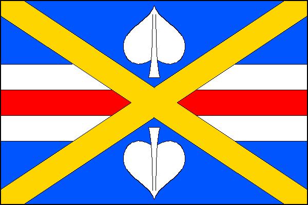 Sulíkov - vlajka