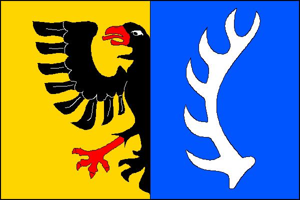 Šumperk - vlajka