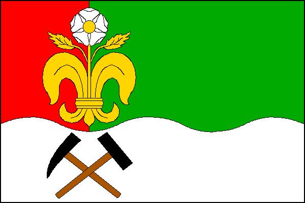 Svatava - vlajka