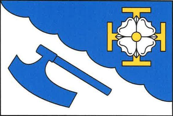 Svaté Pole - vlajka