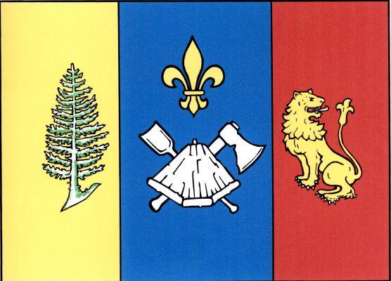 Světnov - vlajka
