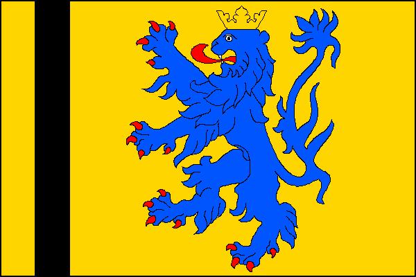 Svijany - vlajka