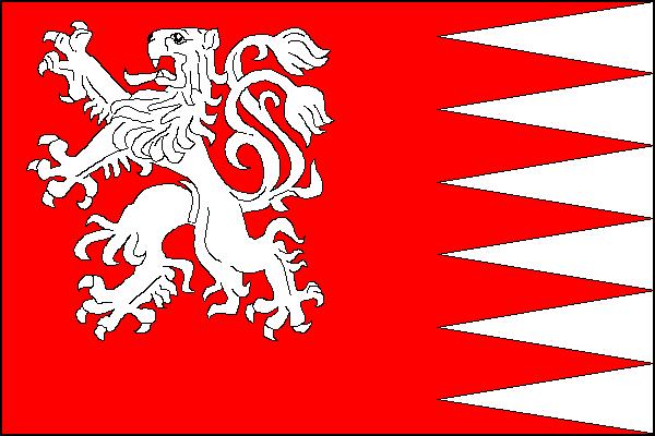 Svojanov - vlajka