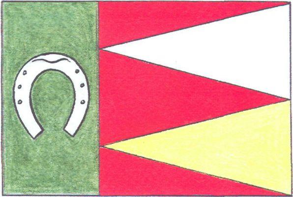Svojetice - vlajka