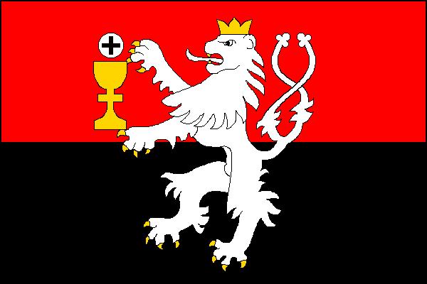 Tábor - vlajka