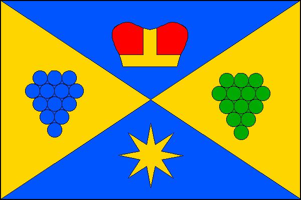 Tasov - vlajka
