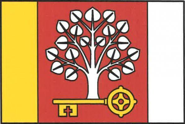 Tatce - vlajka