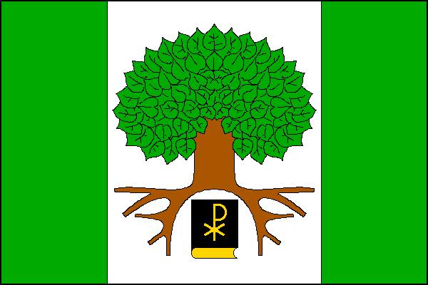 Telecí - vlajka