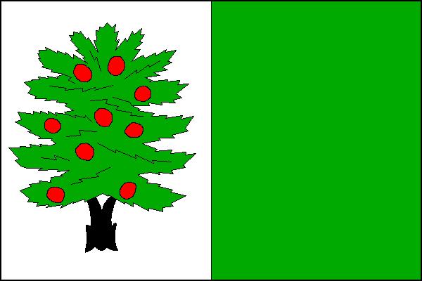 Tis - vlajka