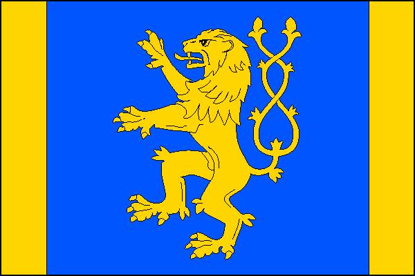 Tišnov - vlajka