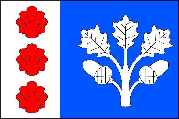 Třebařov - vlajka