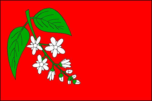 Třemošná - vlajka