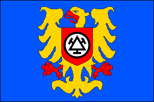 Třinec - vlajka