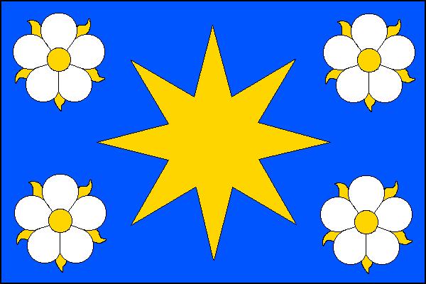 Troubelice - vlajka