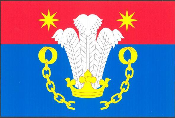 Tuřany - vlajka