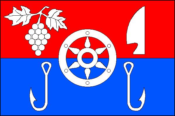 Tvrdonice - vlajka