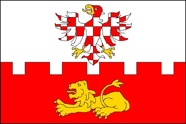 Uherský Brod - vlajka