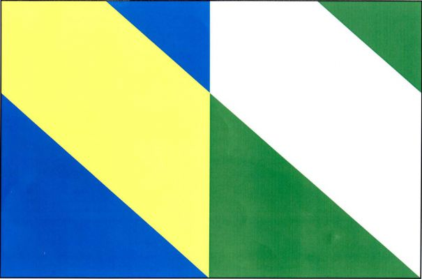Unkovice - vlajka
