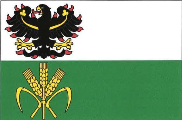 Václavice - vlajka