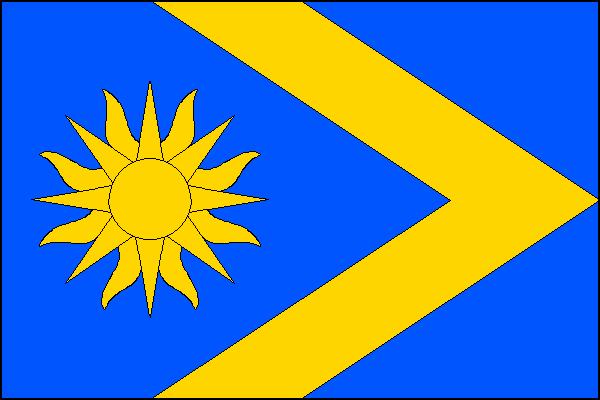 Václavovice - vlajka