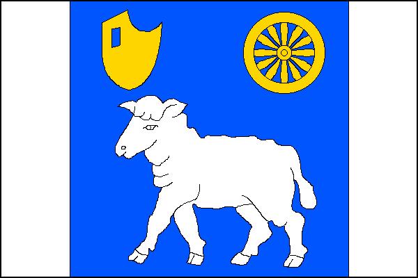 Valašská Polanka - vlajka