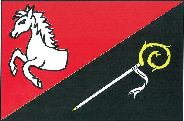 Vejprnice - vlajka