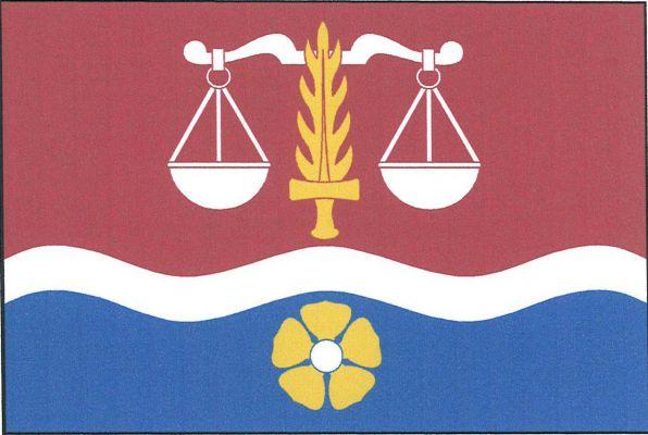 Vernéřovice - vlajka