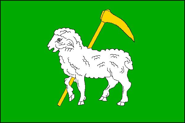 Veřovice - vlajka
