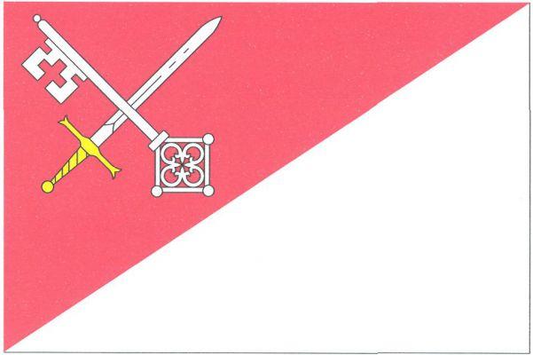 Vilémov - vlajka