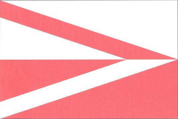 Vimperk - vlajka