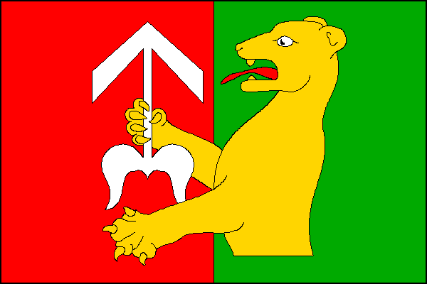 Vitčice - vlajka