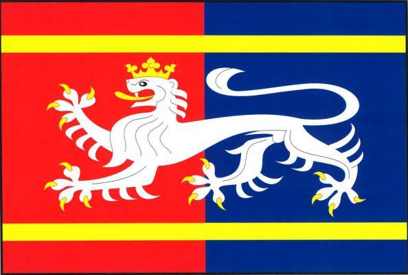 Vodranty - vlajka