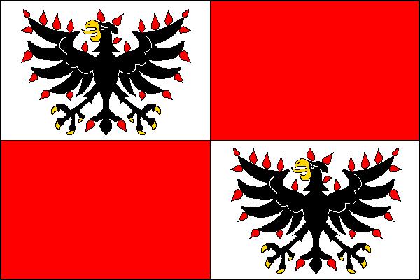 Volyně - vlajka