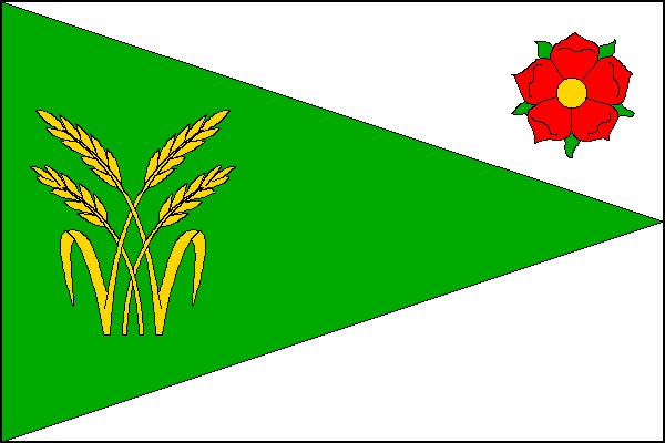 Vrábče - vlajka