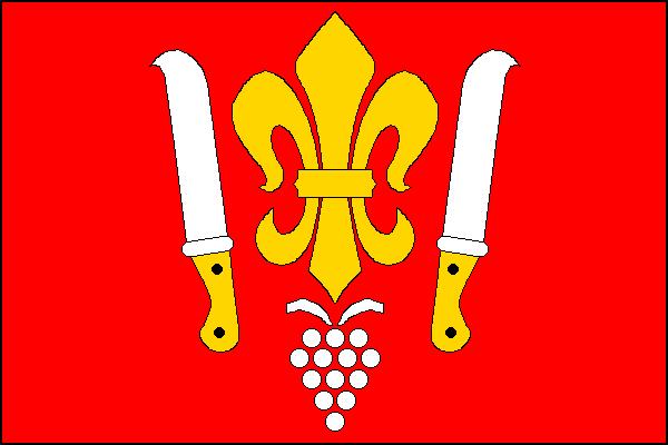 Vranovice - vlajka