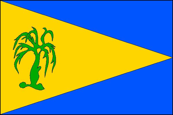 Vrbice - vlajka