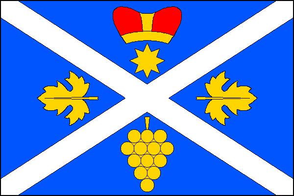 Vrbovec - vlajka