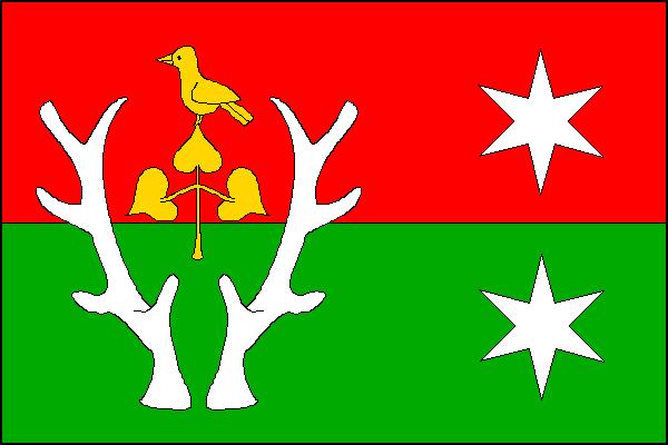 Vrchoslavice - vlajka