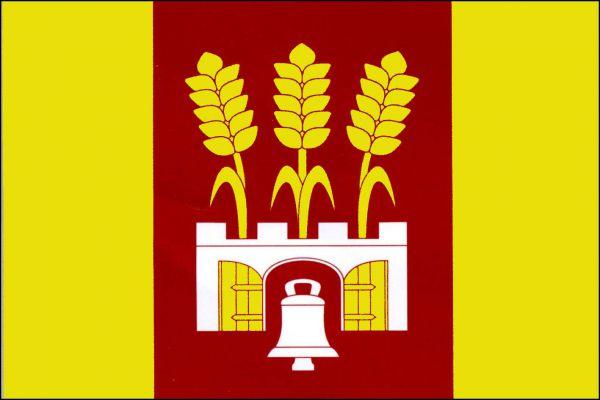 Všechlapy - vlajka
