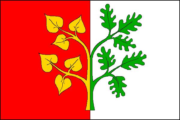 Všelibice - vlajka