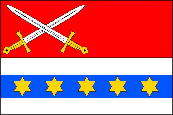 Všemina - vlajka