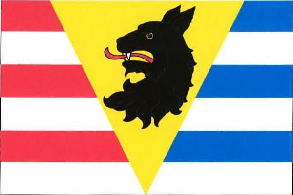 Všetaty - vlajka