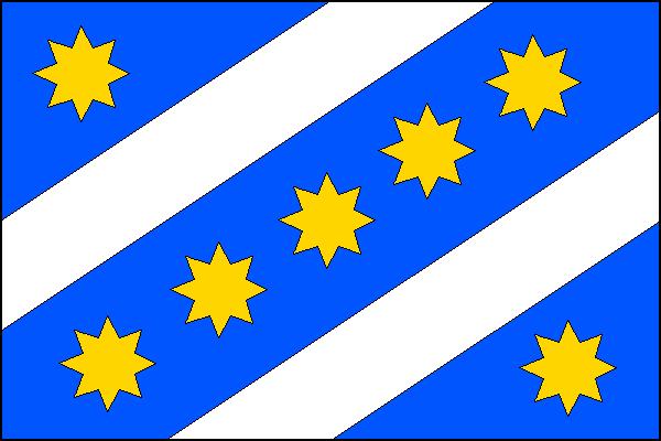 Vyšehoří - vlajka