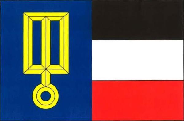 Vyskytná nad Jihlavou - vlajka